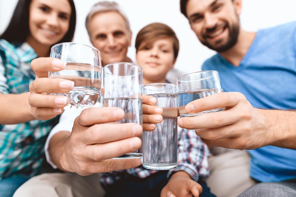 osmosis inversa en casa
