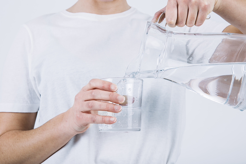 purificar agua en casa